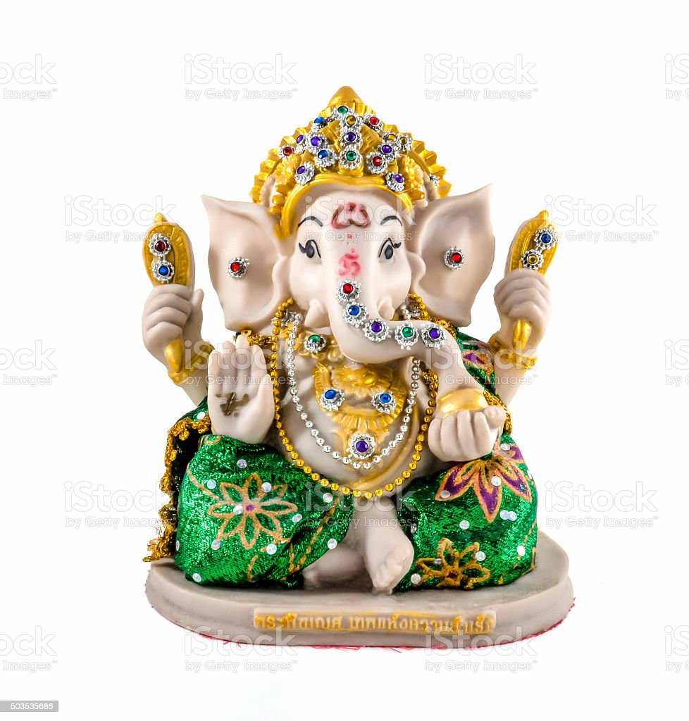 Hindu God Ganesha Stock Photo Download Image Now Istock