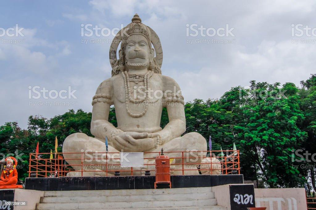 Hindu God Hanuman Idol Huge Statue Of Indian Lord Hanuman