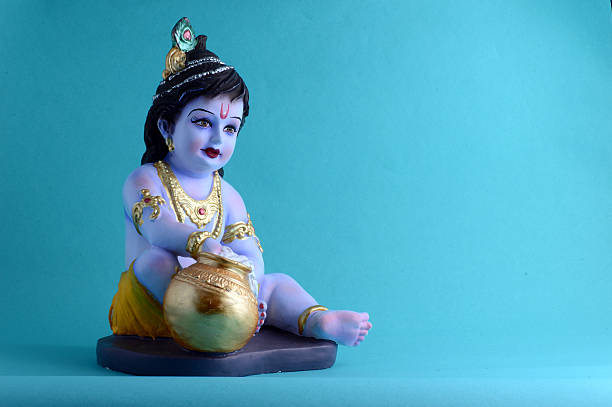 Best Lord Krishna Stock Photos, Pictures & Royalty-Free