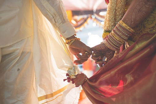 Hindu Wedding Stock Photo - Download Image Now