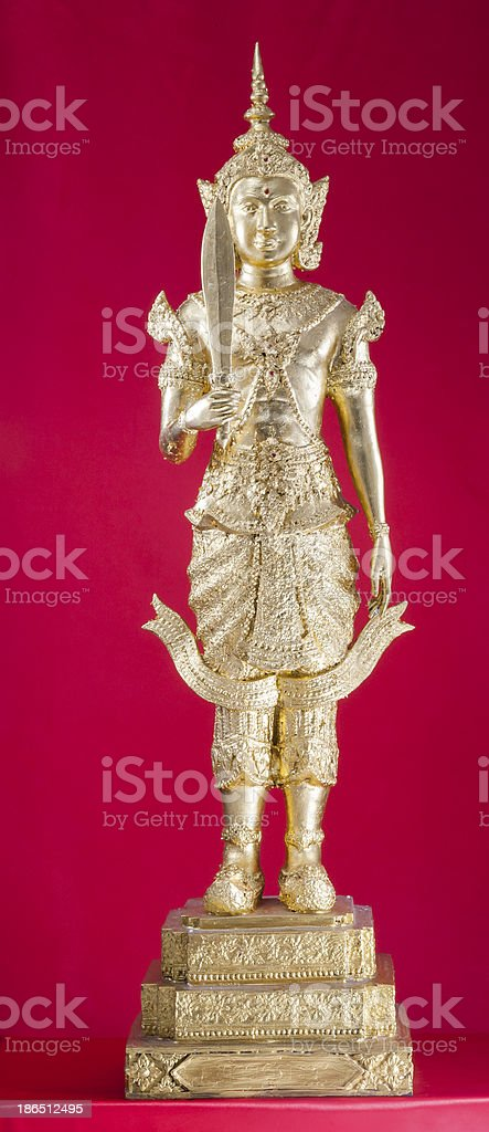 Hinduism statue royalty-free stock photo