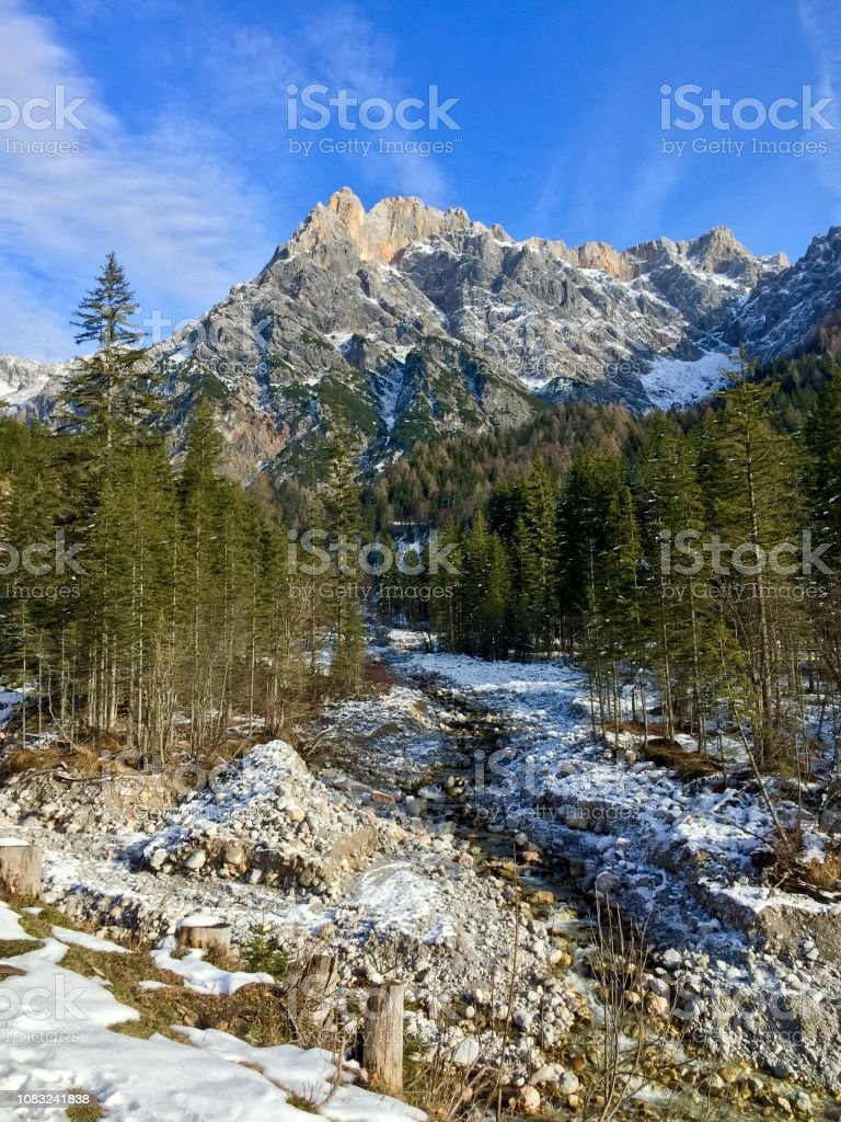 Hinterthal am König Hochgebirge – Foto