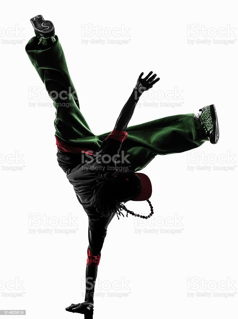 cf810b838 hip hop acrobatic break dancer breakdancing young man handstand royalty-free  stock photo