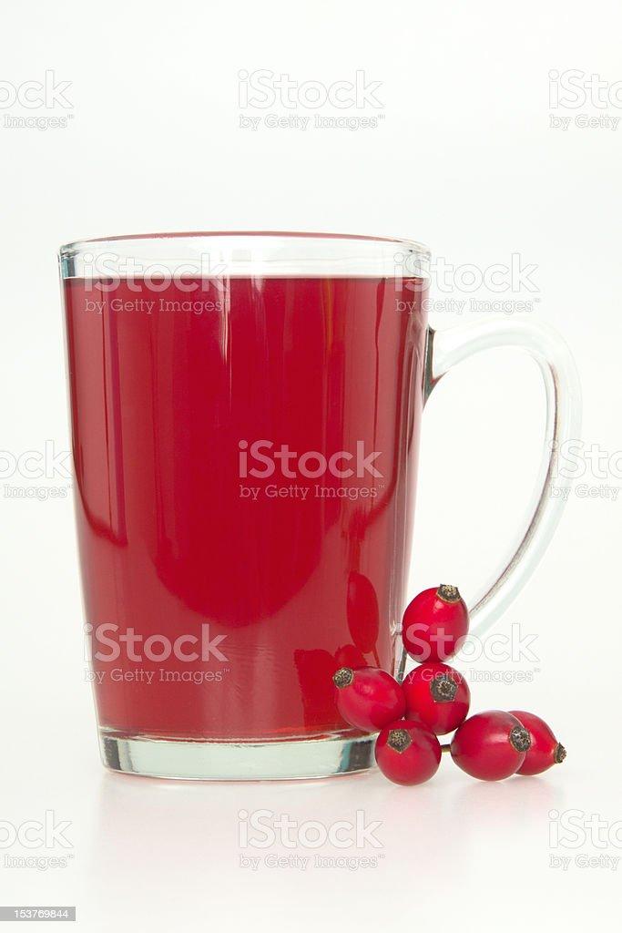 Hip tea royalty-free stock photo
