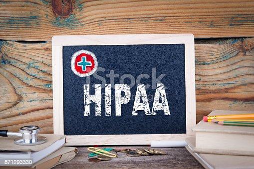 istock hipaa. Health Insurance Portability and Accountability Act 871293330