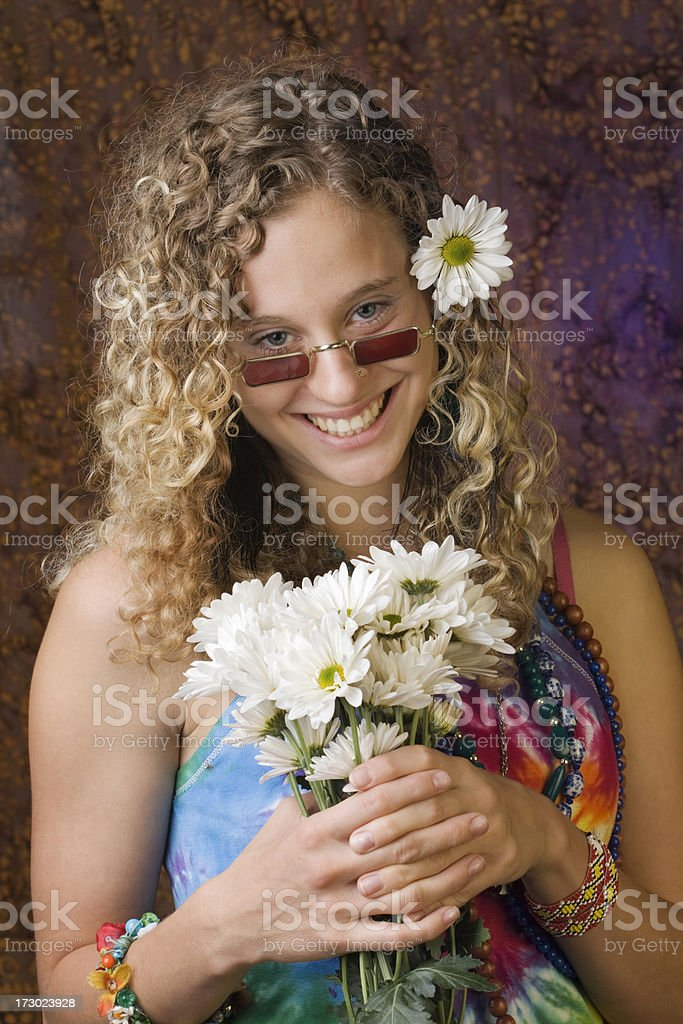 Hippie Days royalty-free stock photo