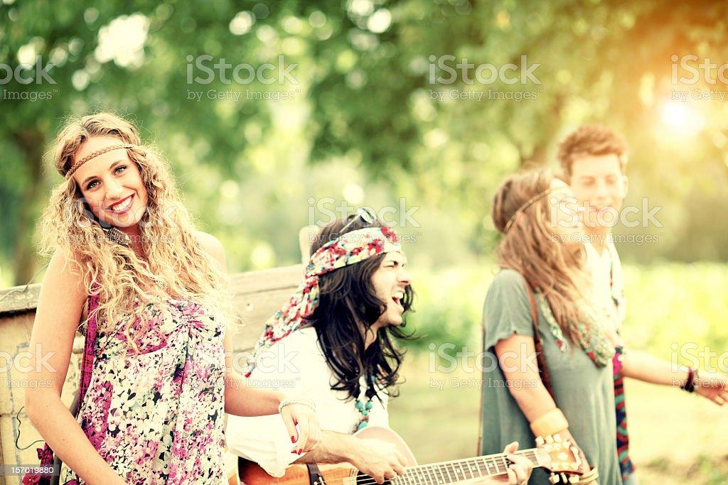Hippies - Photo