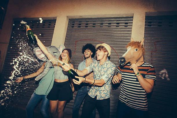 Hipster friends popping champagne in street picture id521072647?b=1&k=6&m=521072647&s=612x612&w=0&h=mwmjd92 4toq5 tgtqmkde2grrr0hbkklw4d5wemtce=