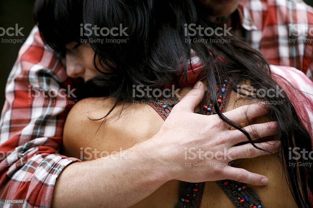 Hipster love royalty-free stock photo