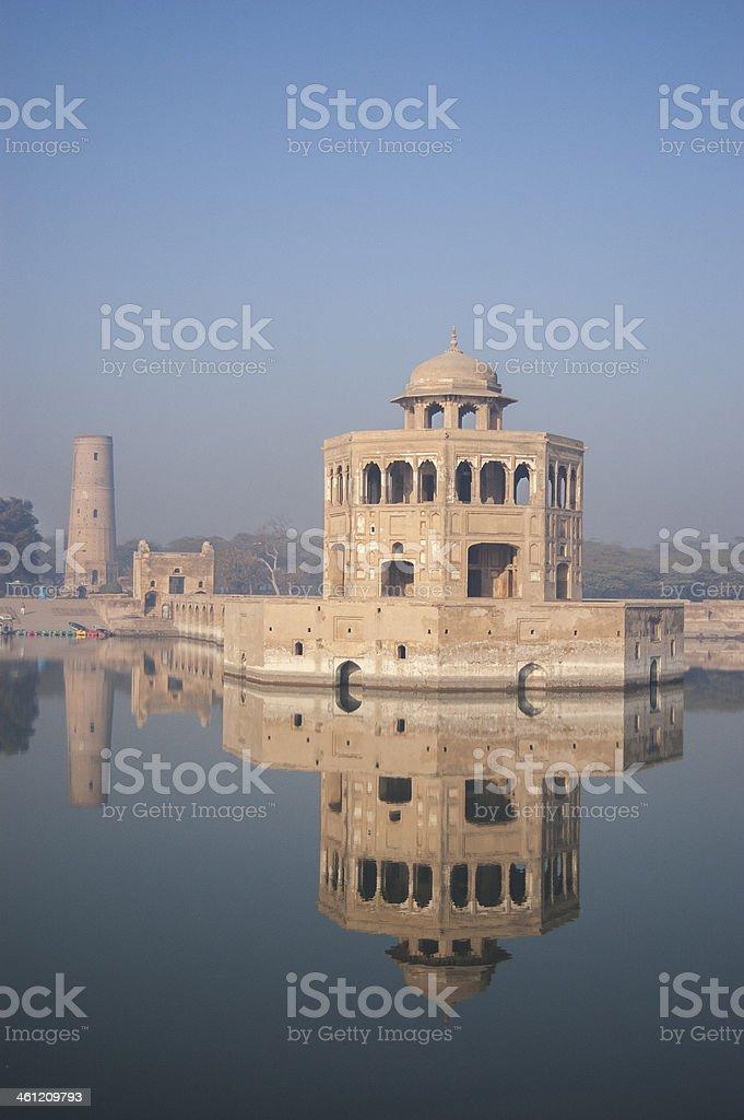 Hiran Minar ! stock photo