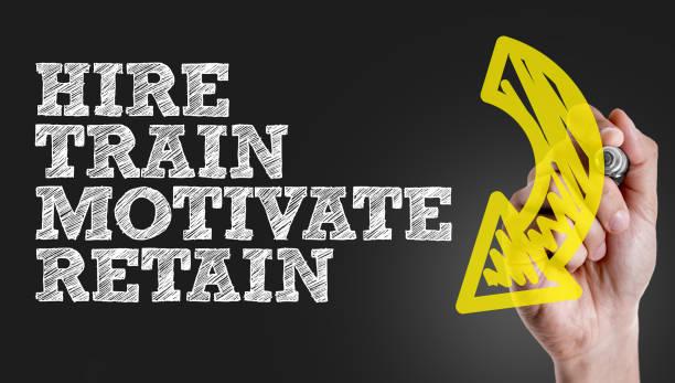 -Zug - mieten zu motivieren - behalten – Foto