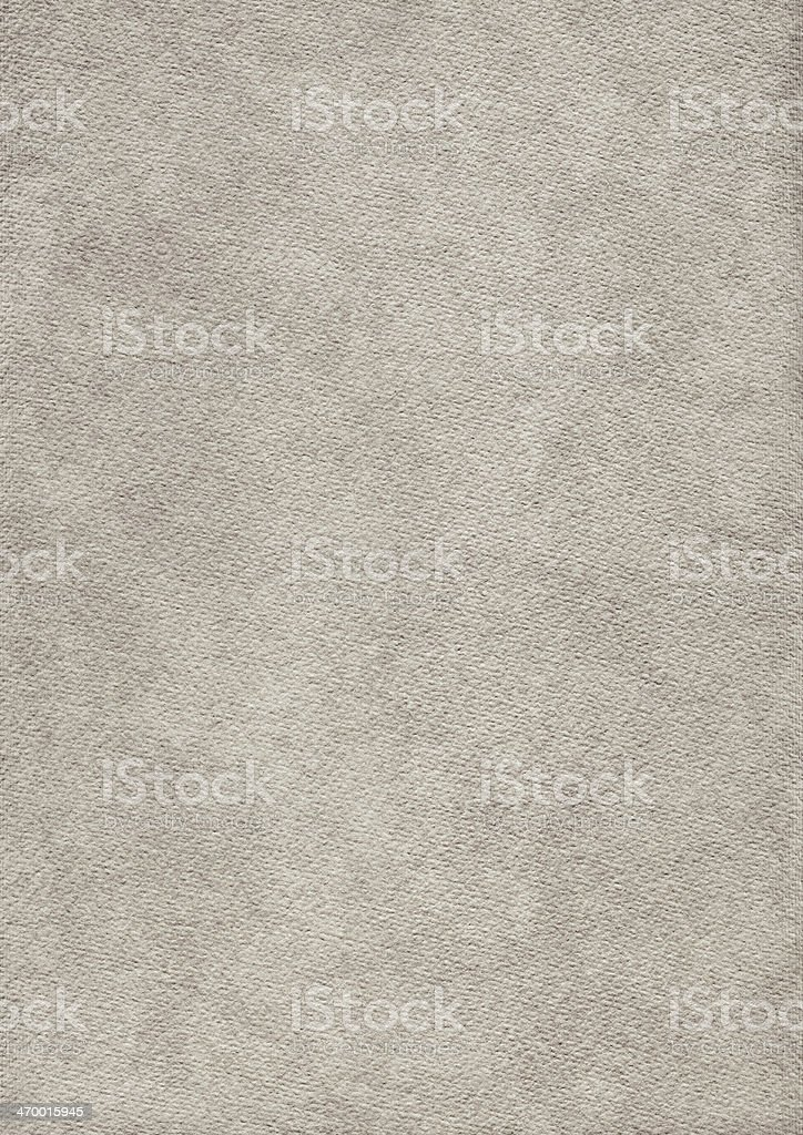 Hi-Res Acrylic Primed Watercolor Paper Coarse Grained Grunge Texture royalty-free stock photo
