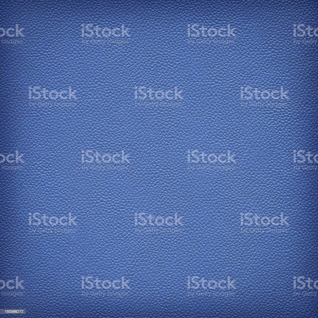 Hi-Res Animal Skin - Pig Navy Blue Leather Vignette Texture stock photo
