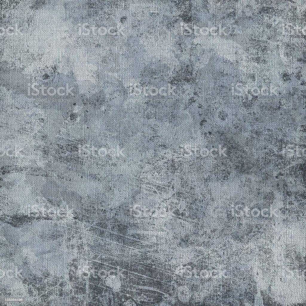 Hi-Res Artist's Single Primed Linen Canvas Mottled Grunge Texture stock photo