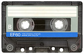 istock Hi-res Audio Cassette with clipping path on white background 162621121