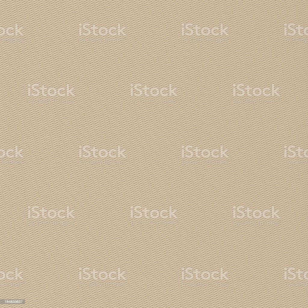 Hi-Res Beige Artificial PVC Naugahyde Leather Texture Sample stock photo