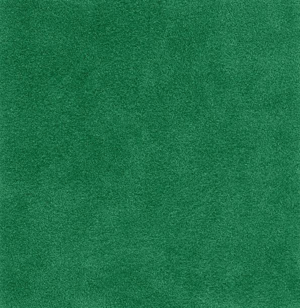 Hi-res grünem Filz Hintergrund – Foto