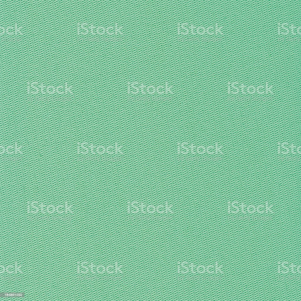 Hi-Res Light Emerald Green Artificial PVC Naugahyde Leather Texture Sample stock photo