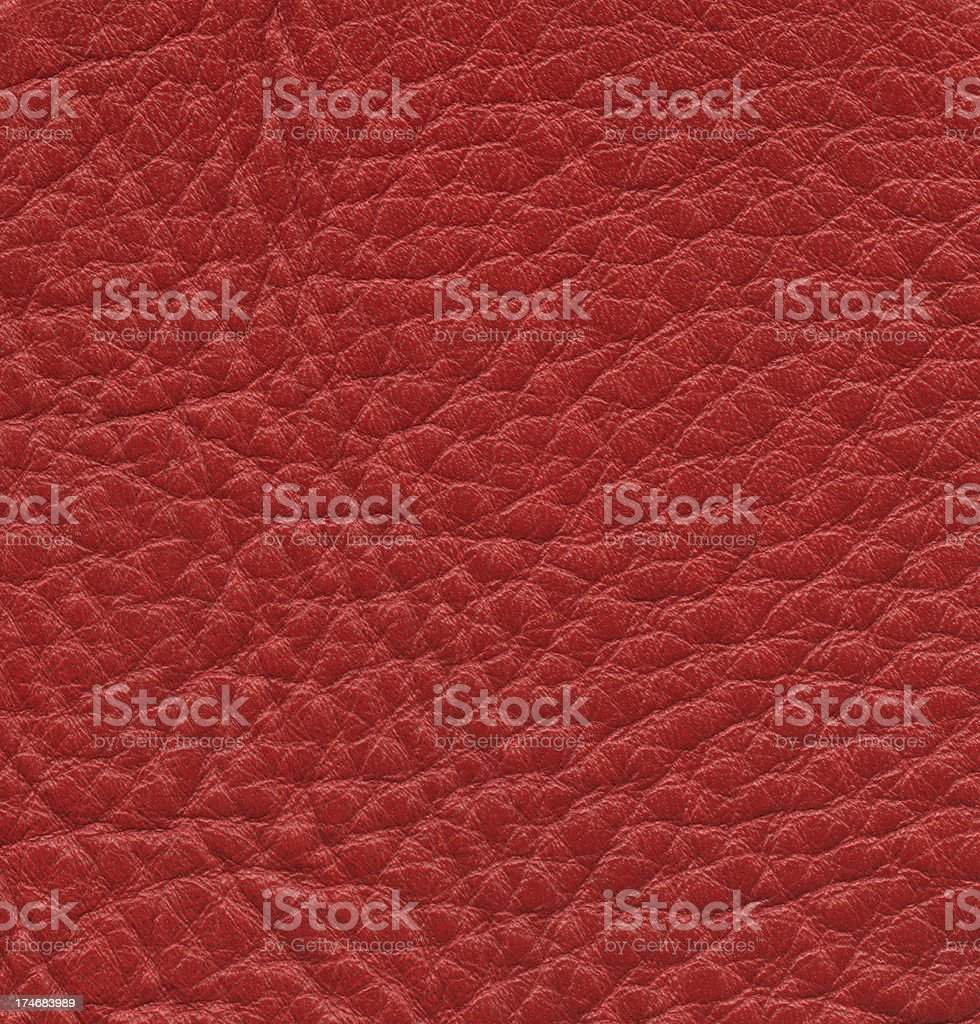 Hi-res natural leather royalty-free stock photo