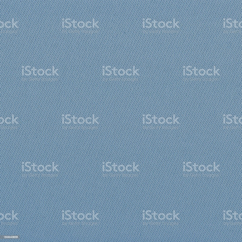 Hi-Res Powder Blue Artificial PVC Naugahyde Leather Texture Sample stock photo