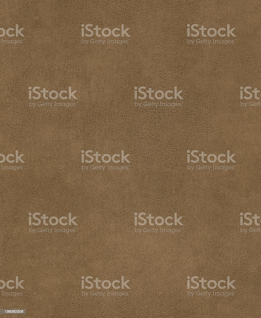 Hi-res seamless brown leather background stock photo