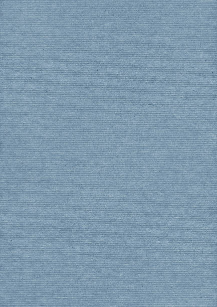 Hi-Res Striped Powder Blue Wrapping Paper Grunge Texture stock photo
