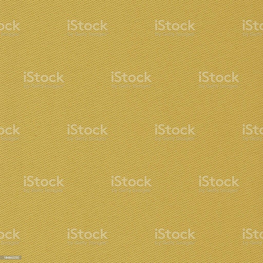 Hi-Res Yellow Artificial PVC Naugahyde Leather Texture Sample stock photo