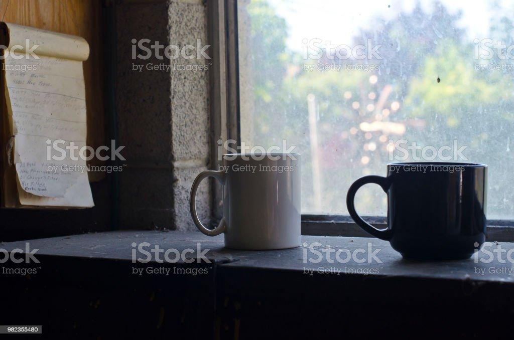 Et Sa Libre Tasse Photo Lancien Café Son Droit De Magasin Dans R4Lj5A