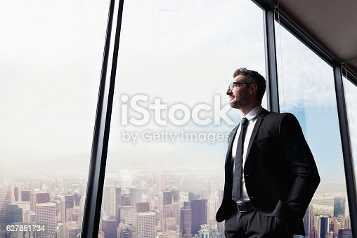 istock His city, his business 627851734