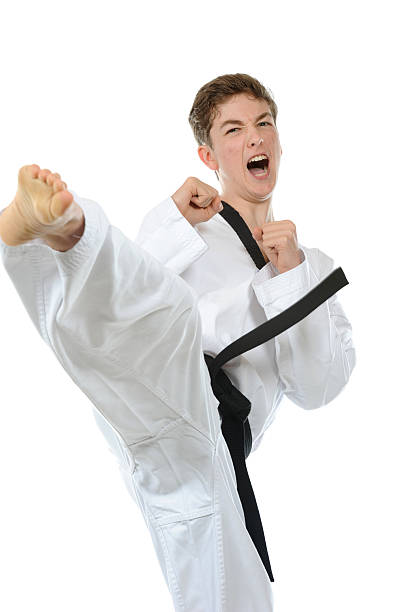 his edge - martial arts gerville stock pictures, royalty-free photos & images