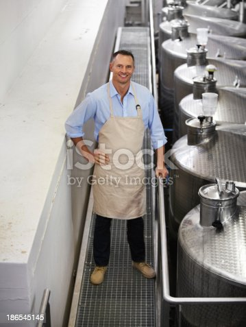 istock His experience is invaluable 186545145