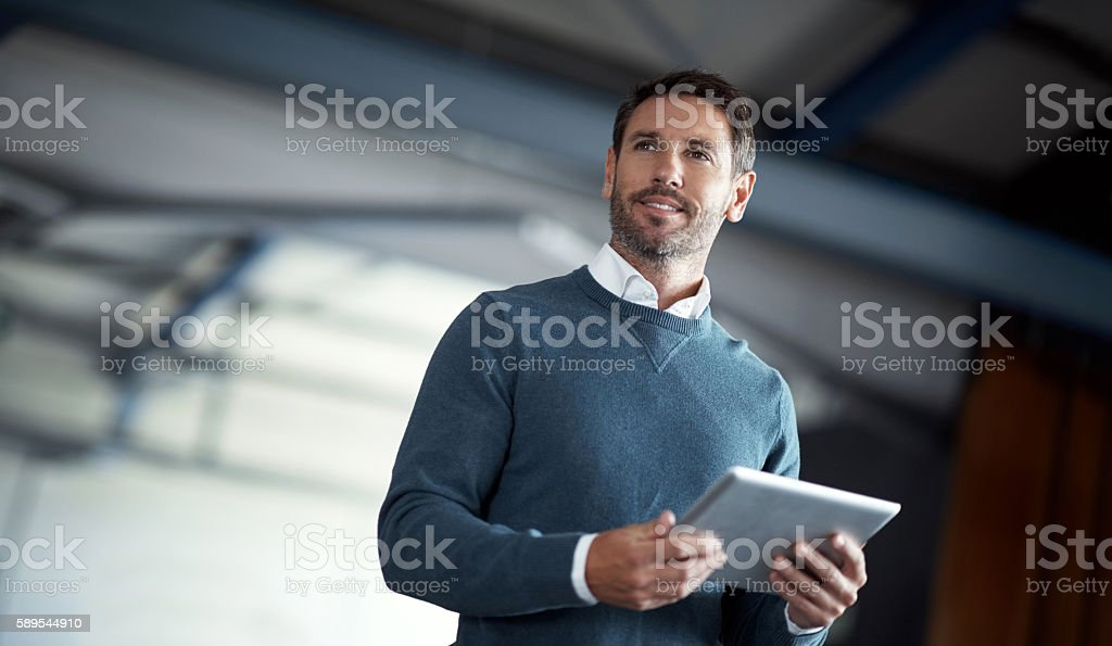 His next move will be his best move stock photo