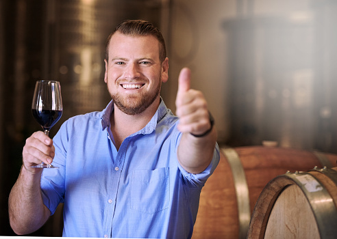 istock His perfectionist nature shines through in his wine making 667817190