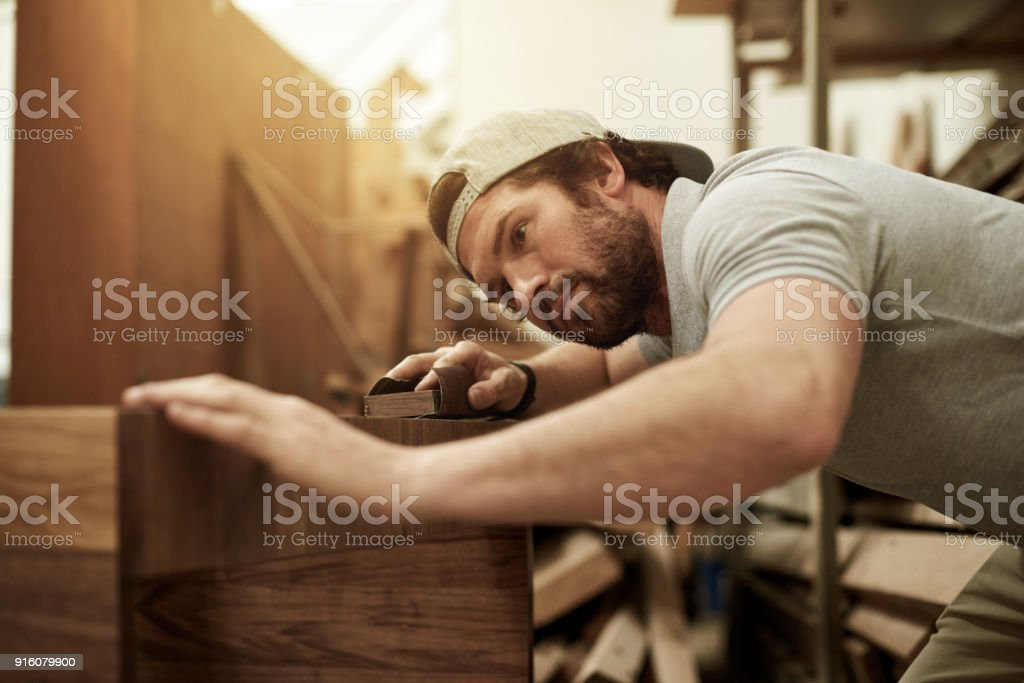 His skills are unmatched stock photo