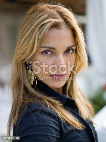 istock Hispanic beautiful woman 157336910