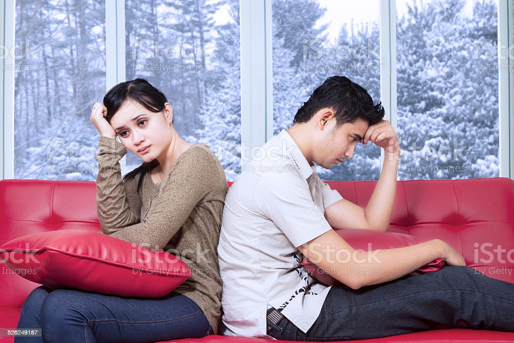 Image result for angry couple istock