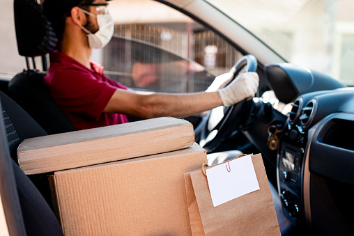 delivery service- entrepreneurial ideas