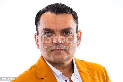 805011368 istock photo Hispanic mature man 516487953