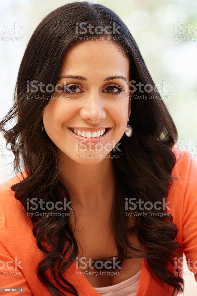 Hiszpan kobieta Portret – zdjęcie