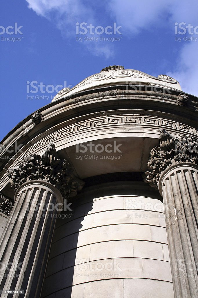 historic architecture 2 royalty-free stock photo