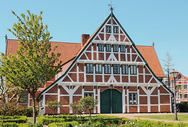 Historic building, Jork.