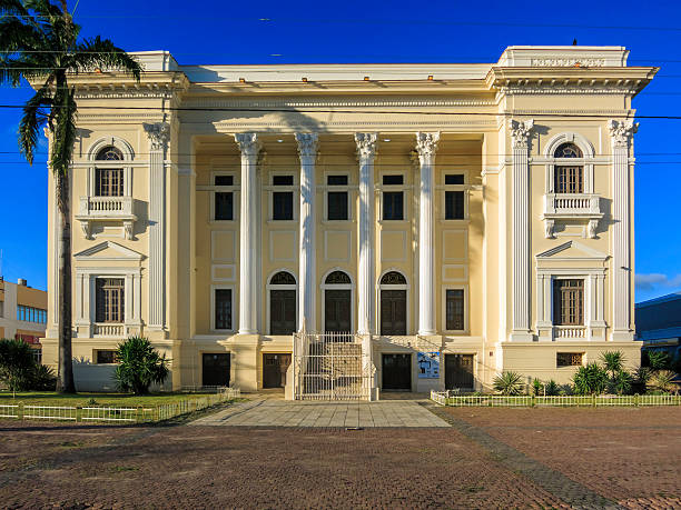 Historischen Gebäude von Maceió City-Brasilien. – Foto