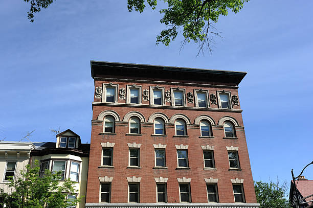 Historic building stock photo