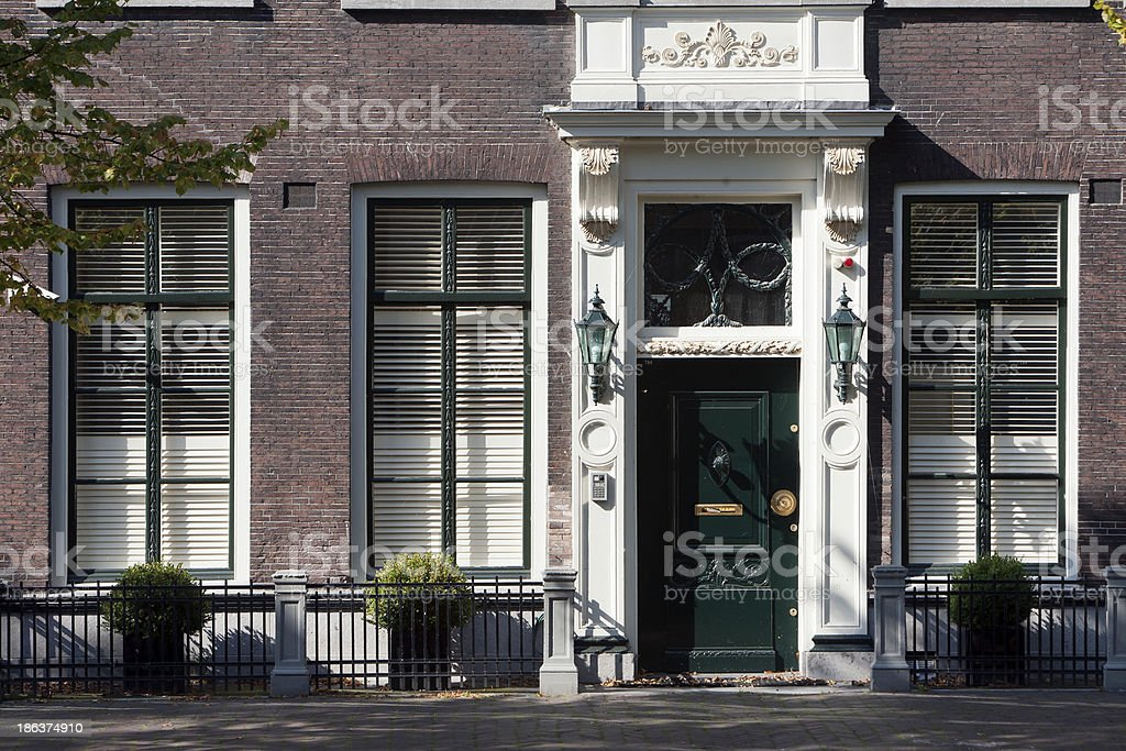 Historic building stock photo