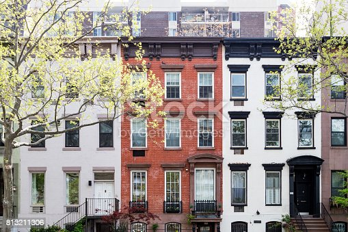 istock Historic Buildings in New York City 813211306