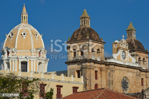 1148861090istockphoto Historic Cartagena in Colombia 670151498