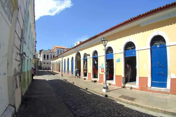 O centro histórico da cidade de São Luis do Maranhão - foto de acervo
