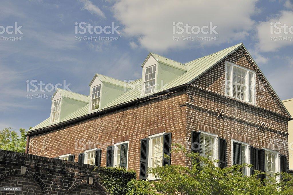 Historic Charleston, South Carolina royalty-free stock photo