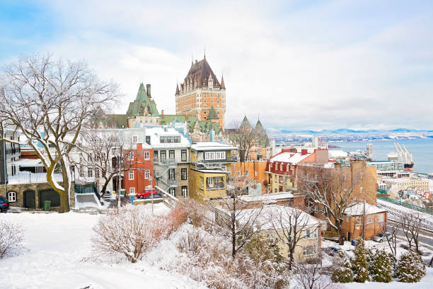 Historic chateau frontenac in quebec city picture id854555672?b=1&k=6&m=854555672&s=612x612&w=0&h=r8tj e2  adfpzoe5y0xwchgaiir6 w4lalh8iahcyq=
