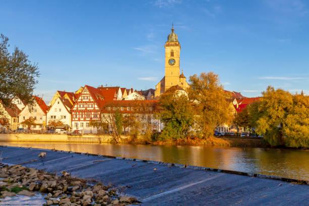 Altstadt von Nürtingen, Deutschland – Foto